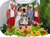 Sünnet düğün organizasyon sünnet tahtı